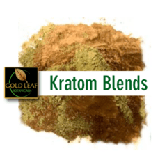 Organic Kratom Powder Blends