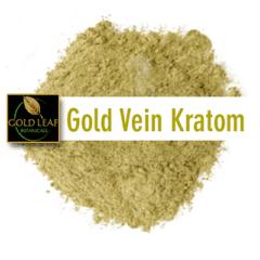 Organic Gold Vein Kratom
