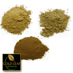 Buy Organic Kratom Powder Blends | Gold Leaf Botanicals